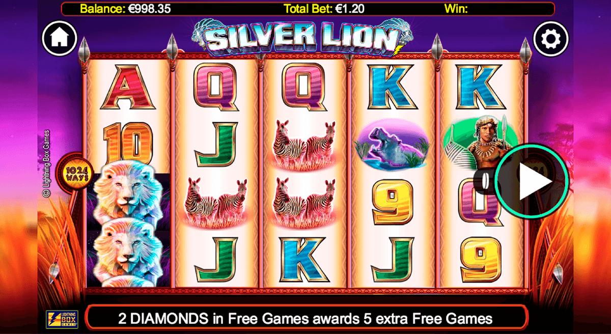 silver lion lightning box